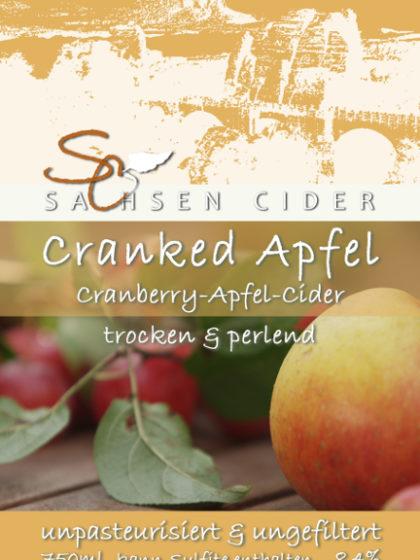 Cranked Apple
