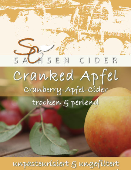 Cranked Apple