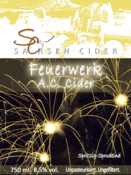 Feuerwerk Cider