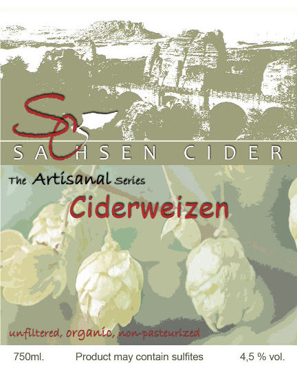 Label Ciderweizen
