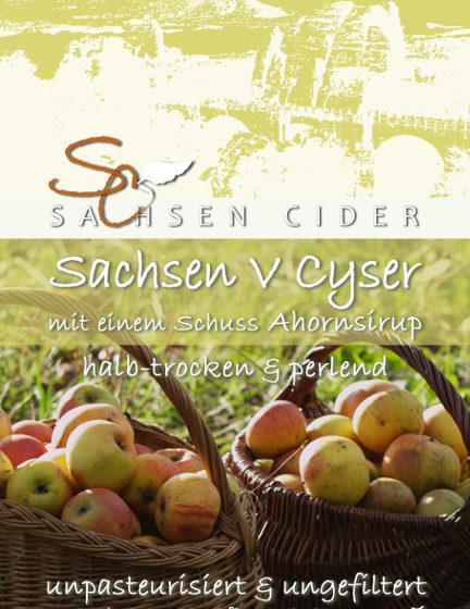Sachsen V Cyser